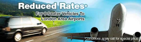 Special prices available for airport runs
