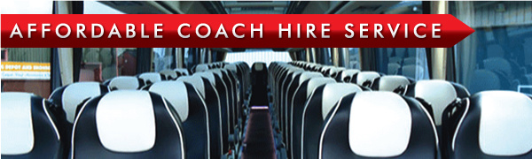 Affordable Coach Hire